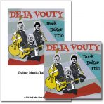 Deja Vouty Music Book and MP3
