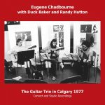The Guitar Trio in Calgary 1977 – CD